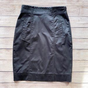 Ann Taylor Black Skirt